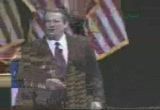 Still frame from: Al Gore Speaks on Global Warming and the Environment