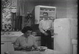 Still frame from: Three classic 1950s Betty Crocker Cake Mix commercials