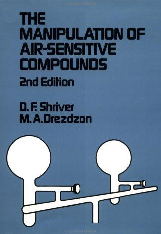 Download The manipulation of air-sensitive compounds