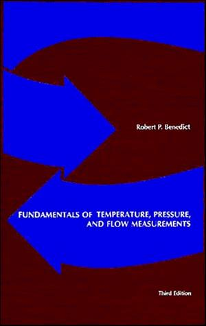 Fundamentals of temperature, pressure, and flow measurements