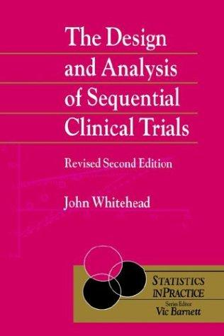 Download The design and analysis of sequential clinical trials