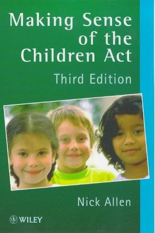Download Making sense of the Children Act