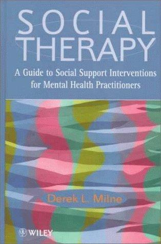 Download Social Therapy