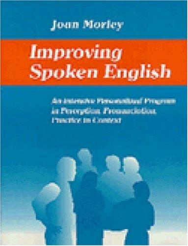 Download Improving Spoken English