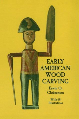 Download Early American wood carving