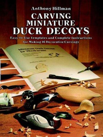 Image for Miniature Duck Decoys for Wood Carvers
