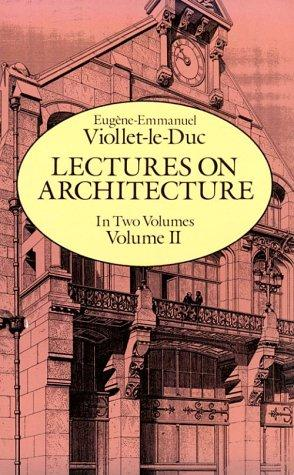 Download Lectures on architecture