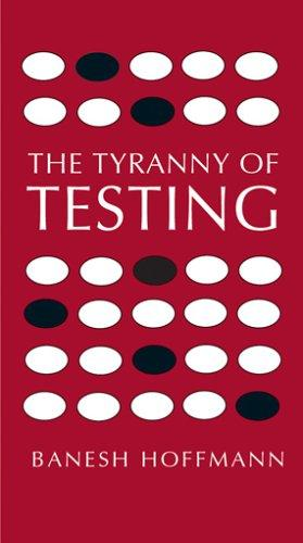Download The tyranny of testing