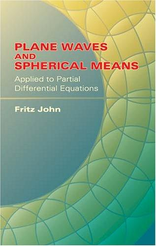 Plane waves and spherical means applied to partial differential equations