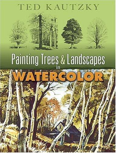 Download Painting Trees and Landscapes in Watercolor