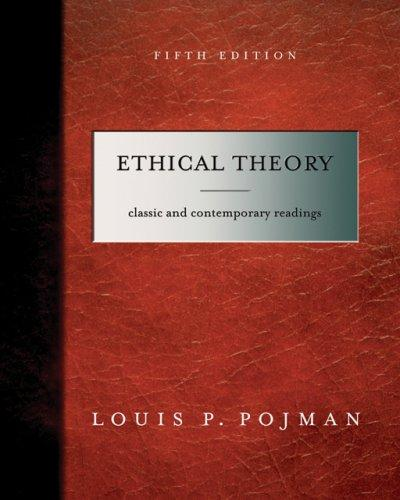 Download Ethical Theory