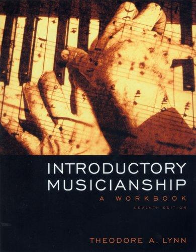Download Introductory Musicianship