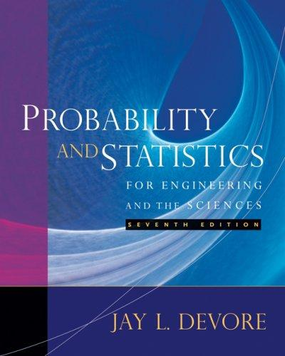 Download Probability and Statistics for Engineering and the Sciences