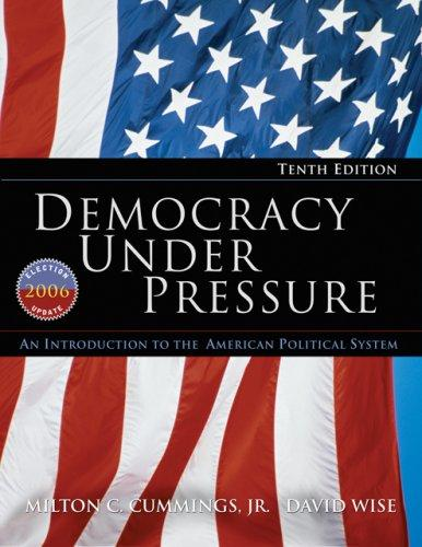 Download Democracy Under Pressure