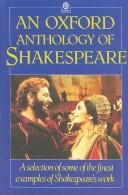 Download An Oxford anthology of Shakespeare