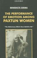 The Performance of Emotion among Paxtun Women