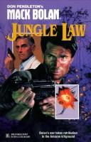 Jungle Law (Superbolan, No 47) by Don Pendleton