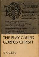 Download The play called Corpus Christi