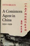 Download A Comintern agent in China 1932-1939
