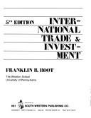 Download International trade & investment