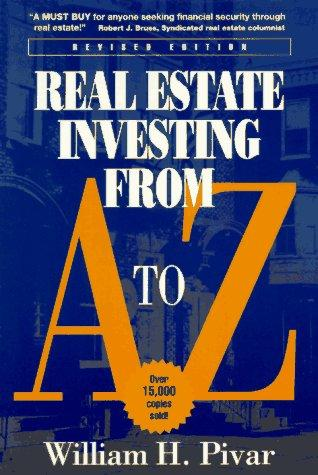 Real estate investing from A to Z