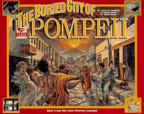 Download The buried city of Pompeii