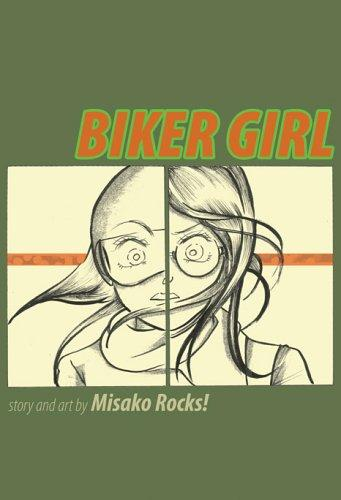 Biker girl by Misako Rocks