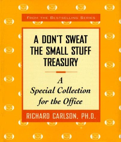 Download A Don't Sweat the Small Stuff Treasury