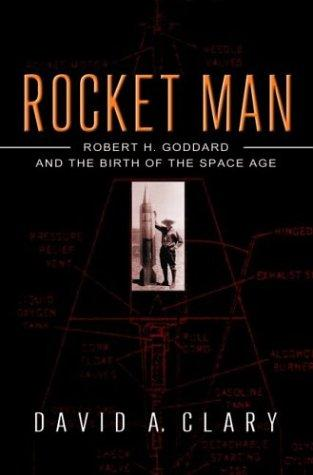 Rocket Man by David A. Clary