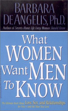 Download What Women Want Men to Know