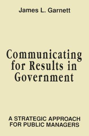 Download Communicating for Results in Government