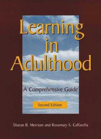 Download Learning in adulthood