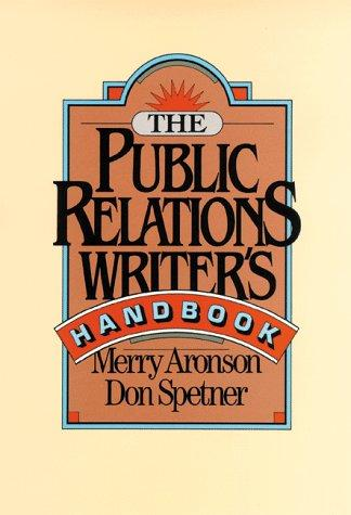 Download The public relations writer's handbook