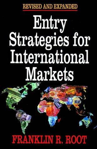 Download Entry strategies for international markets
