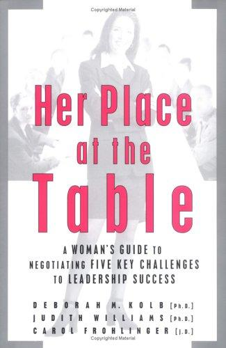 Download Her place at the table