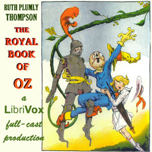 The Royal Book of Oz - Ruth Plumly Thompson