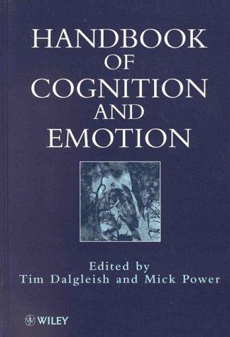 Handbook of cognition and emotion by