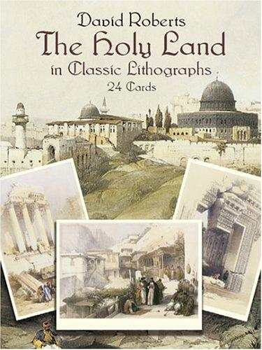 The Holy Land in Classic Lithographs by David Roberts