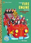 The Fire Engine Book and Other Stories to Color by Golden Books