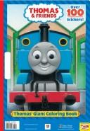 Thomas' Giant Coloring Book by Golden Books