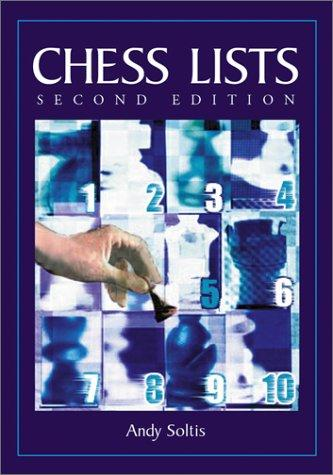 Chess lists by Andy Soltis