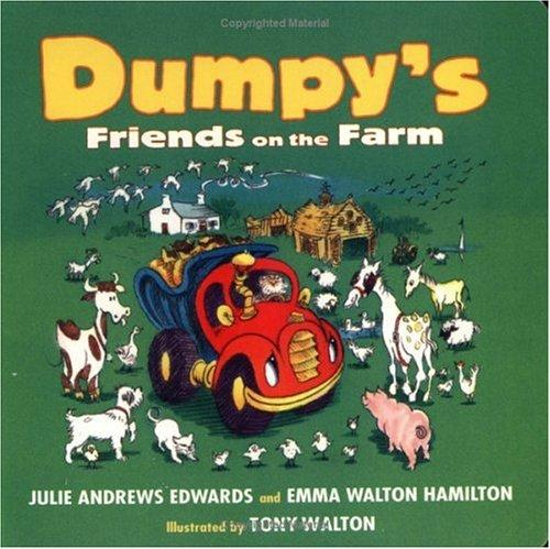 Dumpy's friends on the farm by Julie Edwards