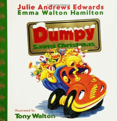 Dumpy saves Christmas by Julie Edwards