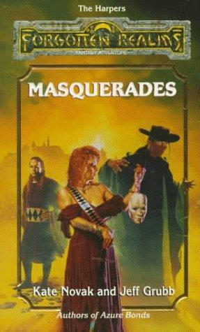 MASQUERADES (Forgotten Realms) by Kate Novak
