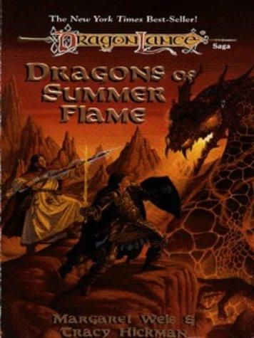 Dragons of Summer Flame (Dragonlance Chronicles, Volume 4) by Margaret Weis, Tracy Hickman