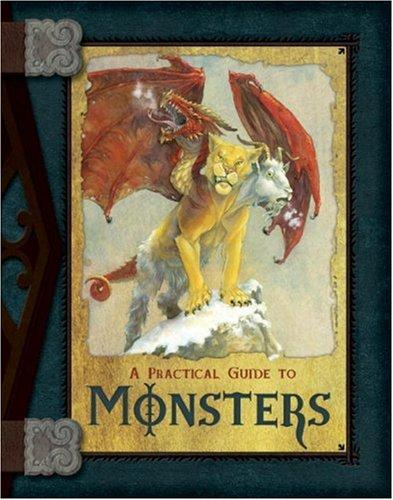 A Practical Guide to Monsters by Nina Hess